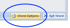 Tips MS Word 2007